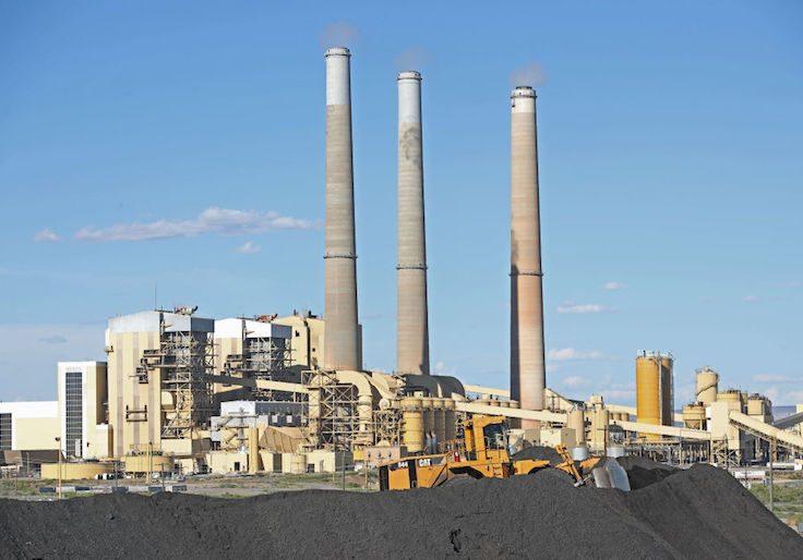 EPA Rolls Back Obama Administration Limits On Coal -Fired Plant Emissions