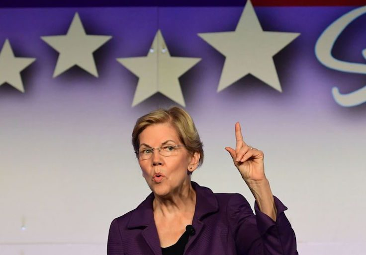 FREE BEACON – County Records Contradict Elizabeth Warren's Claim She Was Fired Over Pregnancy