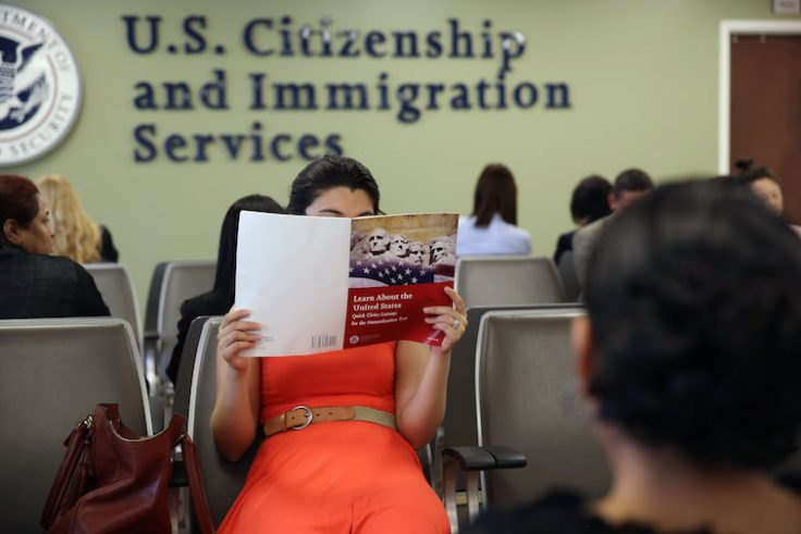 Trump Insurance Standard Would Deny Majority Of Green Card Applicants