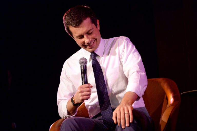 Pete Buttigieg Suggests Dave Chappelle Jokes Are 'Hurting People'