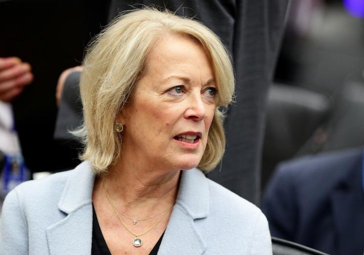 U.S. Ambassador to the International Atomic Energy Agency (IAEA) Jackie Wolcott