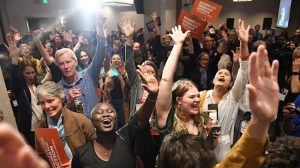Virginia Election - Richmond, VA