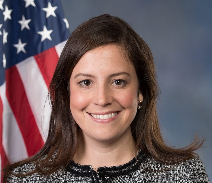 Elise Stefanik is a smart young GOP representative who is ...