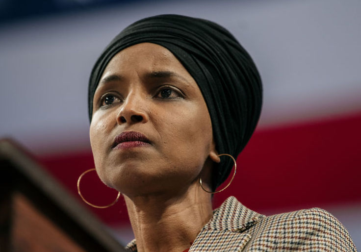 Omar Pal Says Congresswoman Married Her Brother