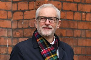 Britain's main opposition Labour Party leader Jeremy Corbyn