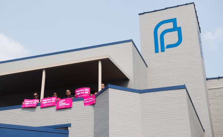 Court Rules Texas and Louisiana Can Drop Planned Parenthood From Medicaid