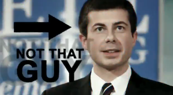Black Lives Matter protester crashes Pete Buttigieg event in Indiana