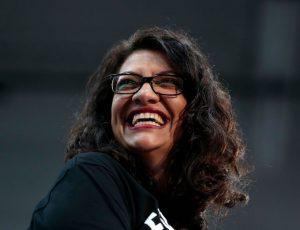 Representative Rashida Tlaib