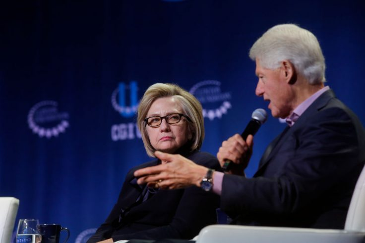 Hillary Clinton Says Lindsey Graham Has Changed: 'He Had a Brain Snatch'
