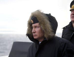 Russian president VladimirPutin