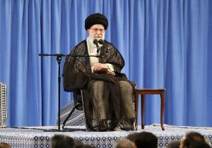 Iranian supreme leader Ali Khamenei