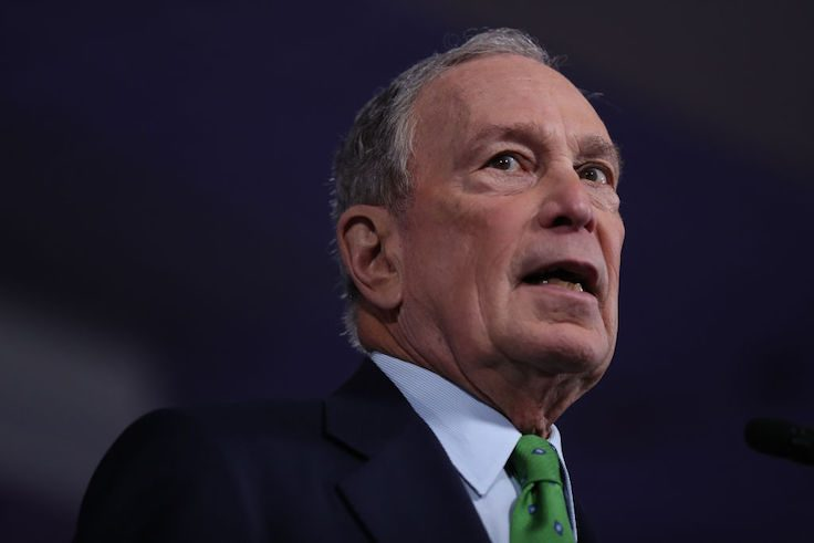 Michael Bloomberg / Getty Images