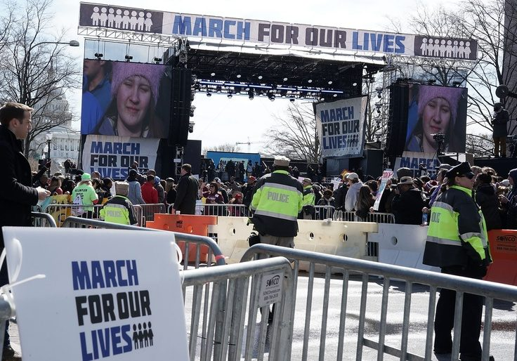 March For Our Lives raised 95% of their funding from 38 secret donations