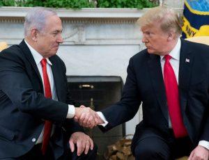 President Donald Trump Welcomes Israeli Prime Minister Benjamin Netanyahu To The White House