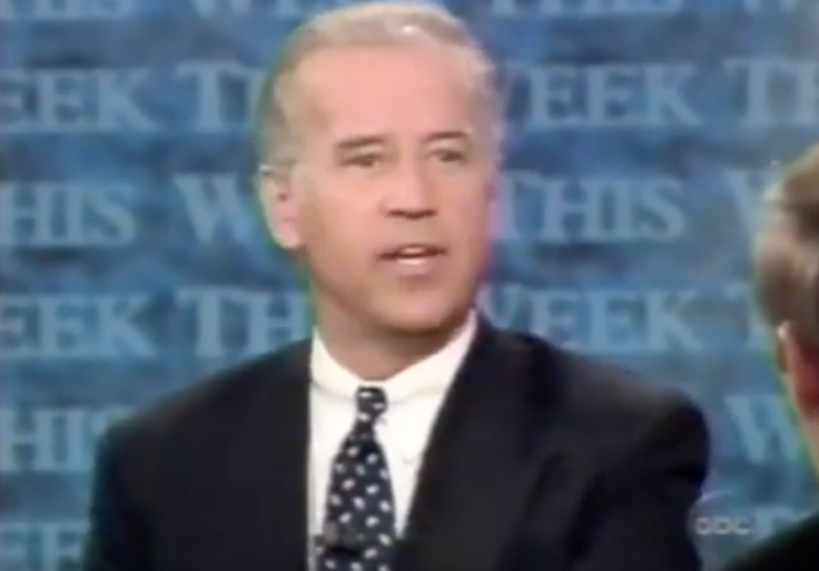 In 1996 Interview, Biden Called Iranian Bombing 'Act of War ...