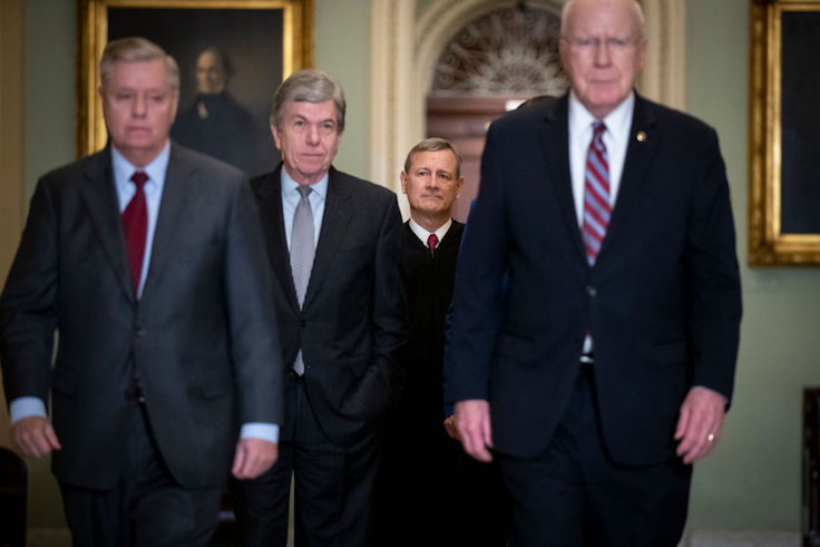 Senate Begins Pre-Trial Impeachment Proceedings