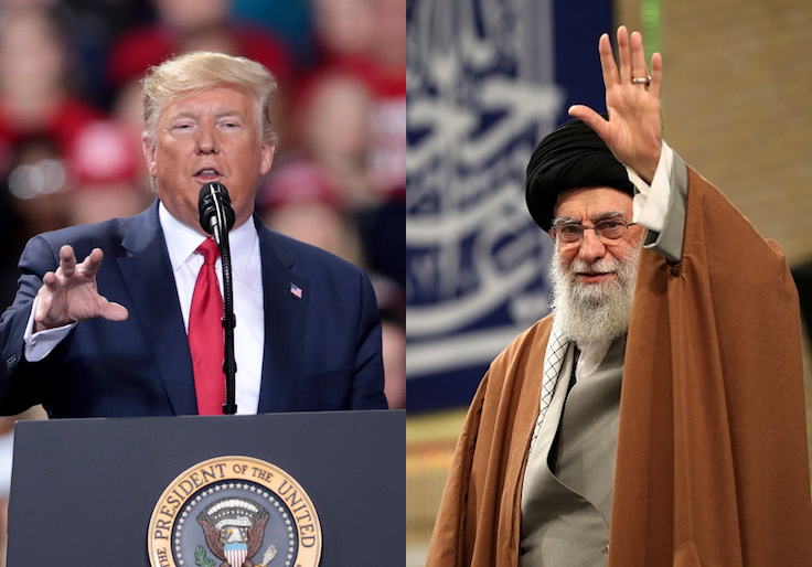 Trump Calls the Ayatollah's Bluff