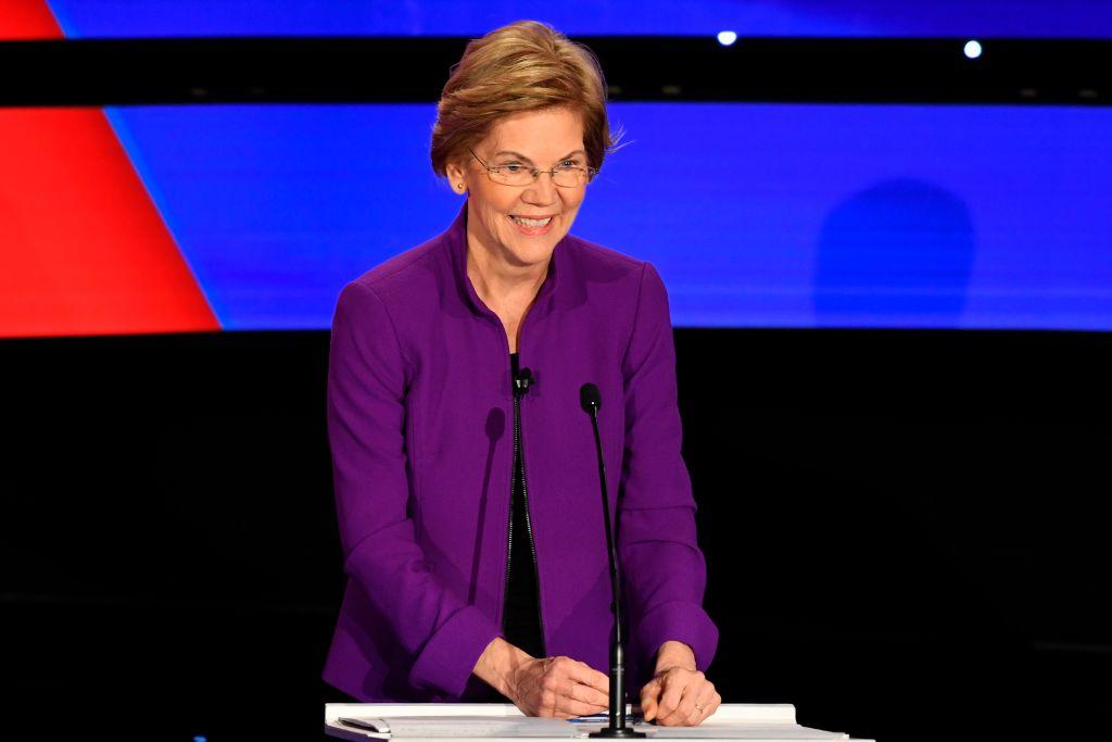 Elizabeth Warren Takes Credit for Sponsoring Bills She Voted Against