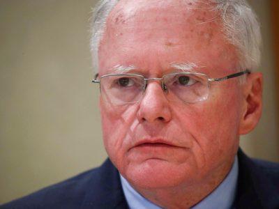 James Jeffrey, U.S. special representative for Syria