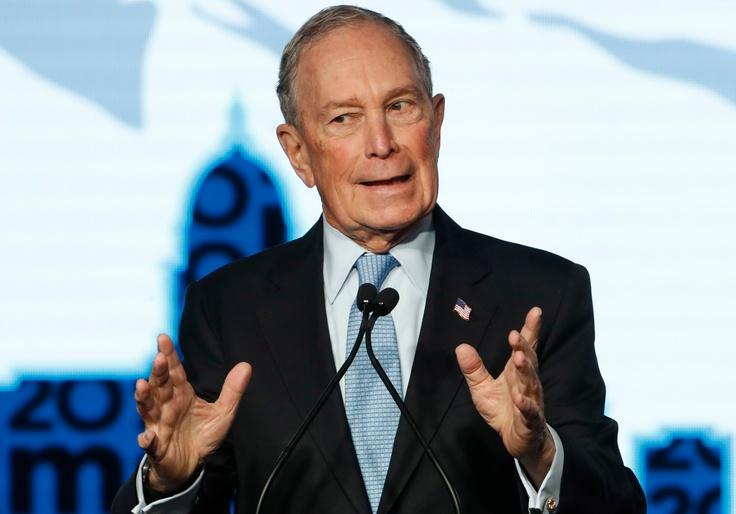 Bloomberg Locked Up Nearly Half a Million People on Marijuana Charges - Washington Free Beacon