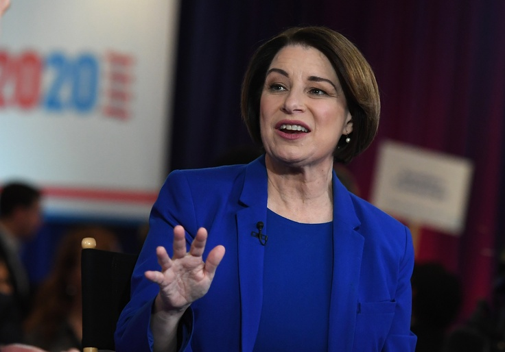 Klobuchar Super PAC Launches Six-Figure Ad Buys in South Carolina, Super Tuesday States