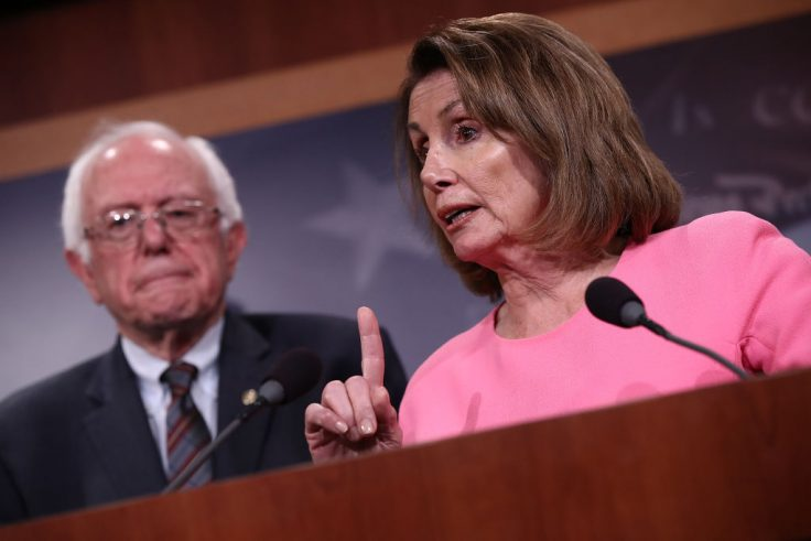 Pelosi, Who Said Democrats Don't Support Socialism, Would Support Sanders as Nominee