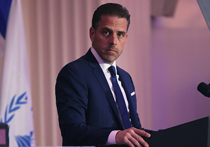 Hunter Biden Seeks to Delay Paternity Deposition Until After Key Primary Votes