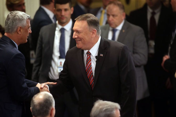 In Africa, Pompeo Oversees Multi-Million Dollar Business Deals