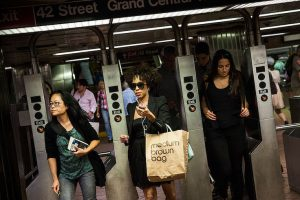 New Yorkers Endure Longest Commute In The U.S.