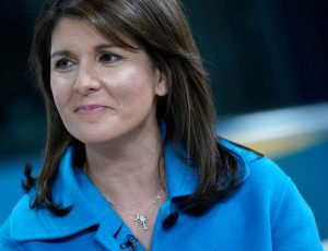 "Former UN Ambassador Nikki Haley Visits ""Fox & Friends"""
