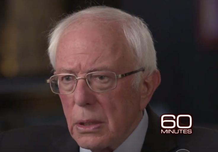 Presidential Ally Bernie Sanders Holds NDAA Hostage