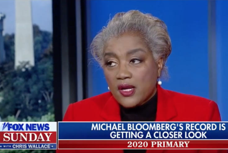 Former DNC Chair 'Extremely Dismayed' at Bloomberg's Record on Race, Sexism in Workplace