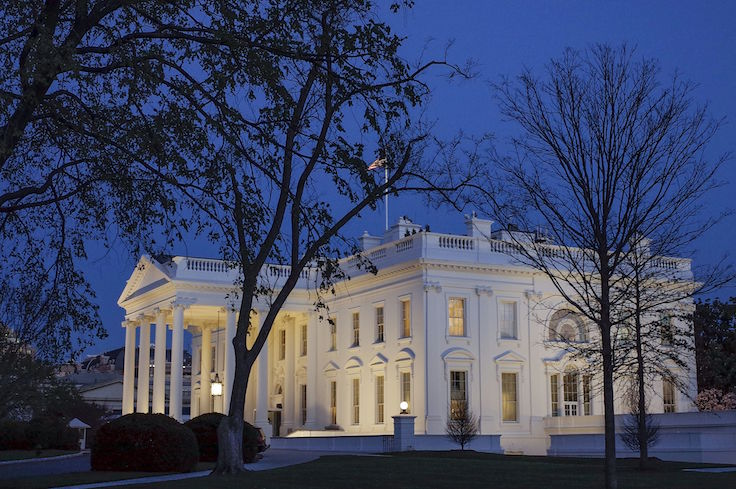 Review: 'Fight House: Rivalries in the White House from Truman to Trump'