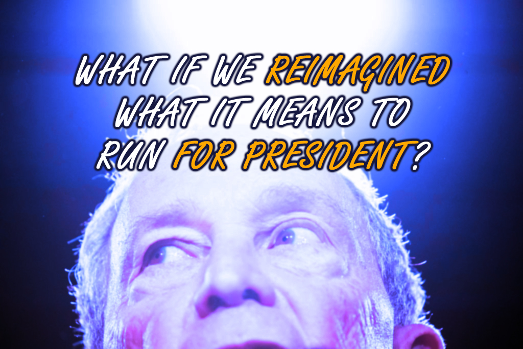 Bloomberg Hires Fyre Fest Meme Team