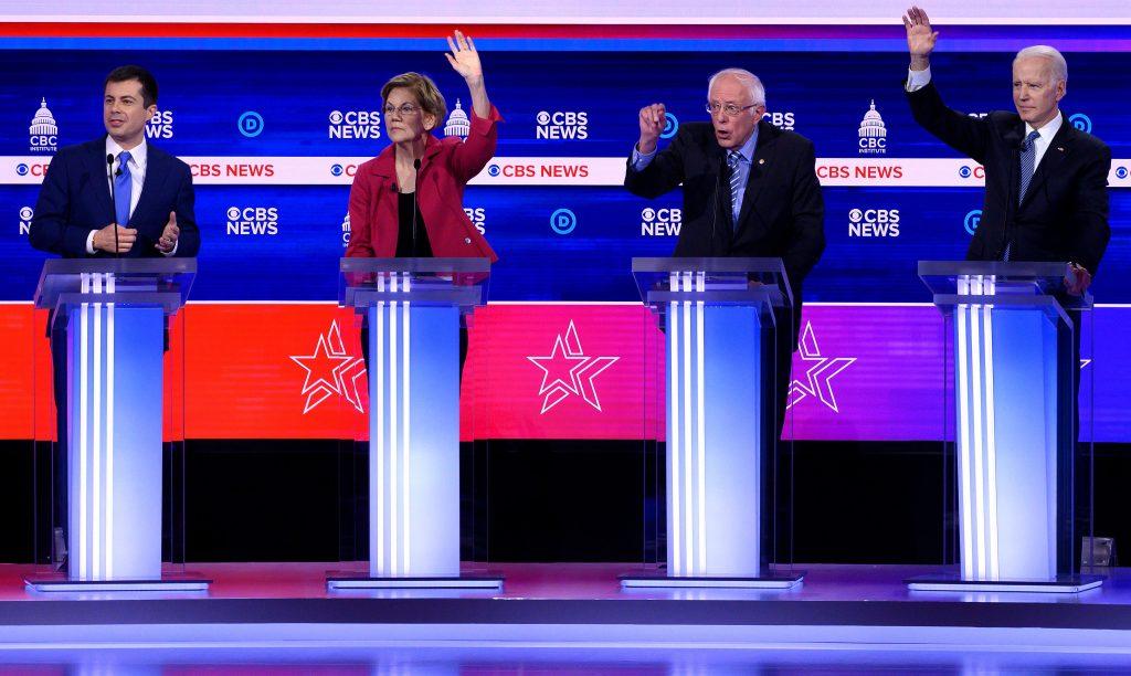 Dem Candidates Skip Senate Born Alive Vote