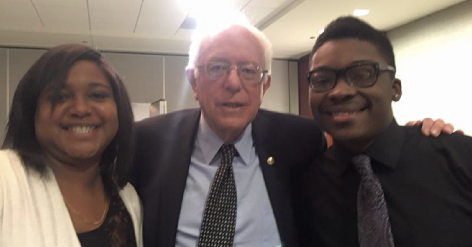 'They Treated Us Like Slaves': Former Sanders Surrogate Lashes Out at Campaign