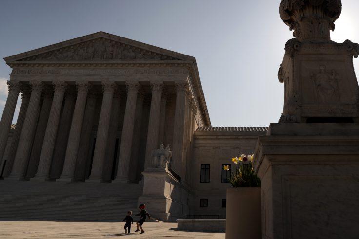 Supreme Court Delays Final Oral Arguments Of Term Due To Coronavirus Shutdown