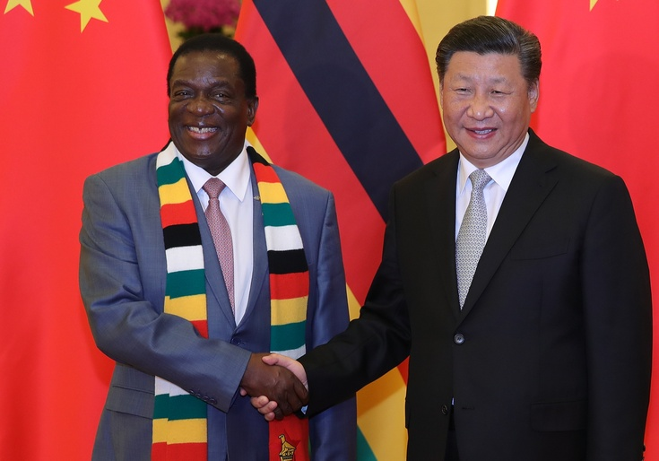 China Builds Massive Spying Capacity in Africa - Washington Free Beacon