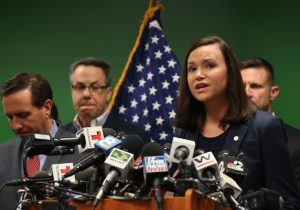 Florida attorney general Ashley Moody / Getty Images