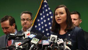 Florida attorney general Ashley Moody / Getty Images