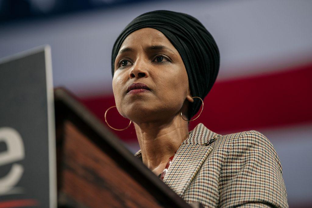 Who's Afraid of Ilhan Omar?