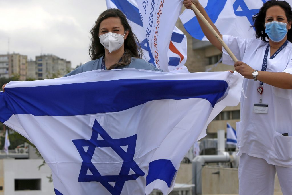 Inside Israel's War on the Coronavirus