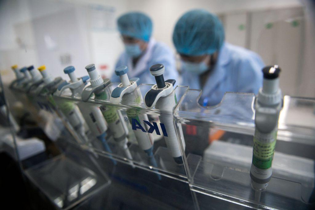 Amid New Cold War, Congressmen Bet Big on Beating China at Science