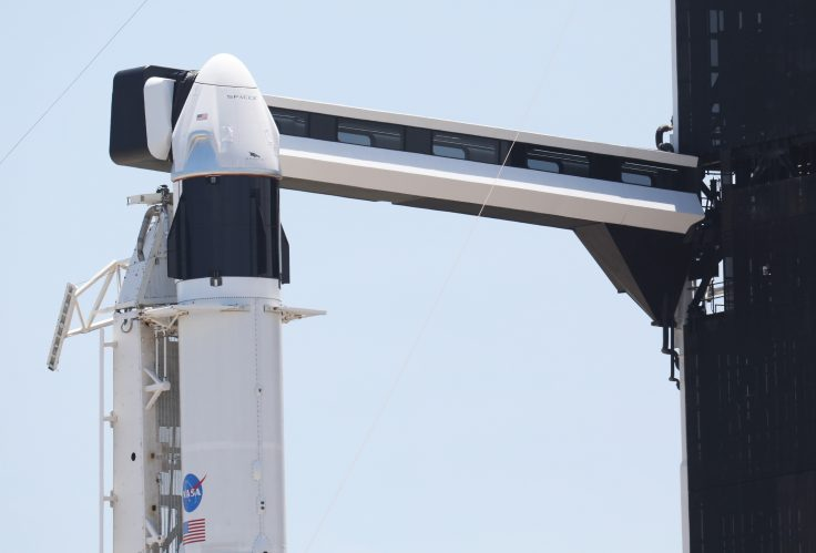 SpaceX And NASA Prepare For Next Launch Attempt On Saturday, After Weather Delays Wednesday Launch