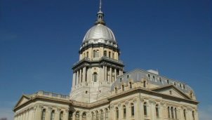 Illinois capitol building