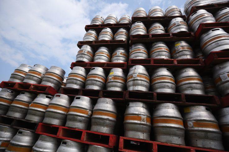 kegs beer