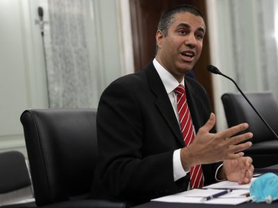 Chairman of Federal Communications Commission Ajit Pai