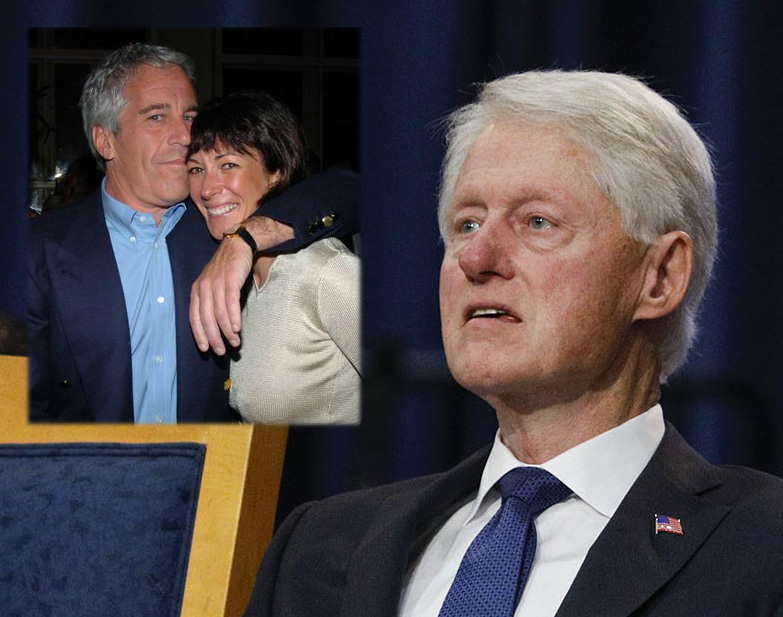 Bill Clinton Rejects Perfectly Reasonable Explanation for Palling Around With Jeffrey Epstein