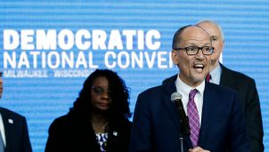 Chair of the Democratic National Committee Tom Perez