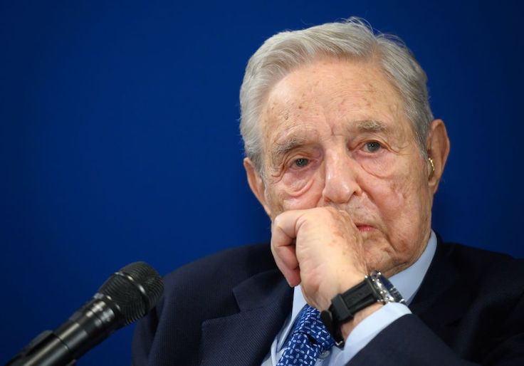 Soros Set to Double 2016 Spending, Pouring $40 Million Into Super PAC - Washington Free Beacon
